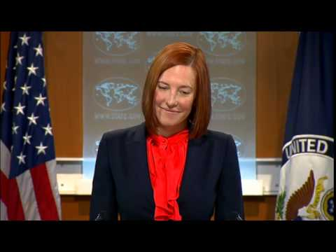 Daily Press Briefing: May 27, 2014