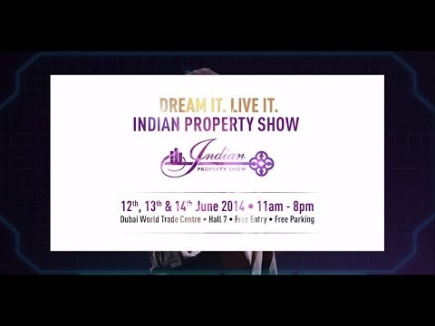 Indian Property Show - June 2014 - Dubai - Advert 2