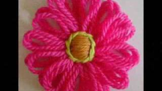 Flower Loom Techniques And Projects On Knitting-and.com