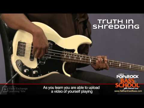 Nathan East: ArtistWorks Learn bass from the best