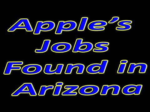Apple Arizona Jobs