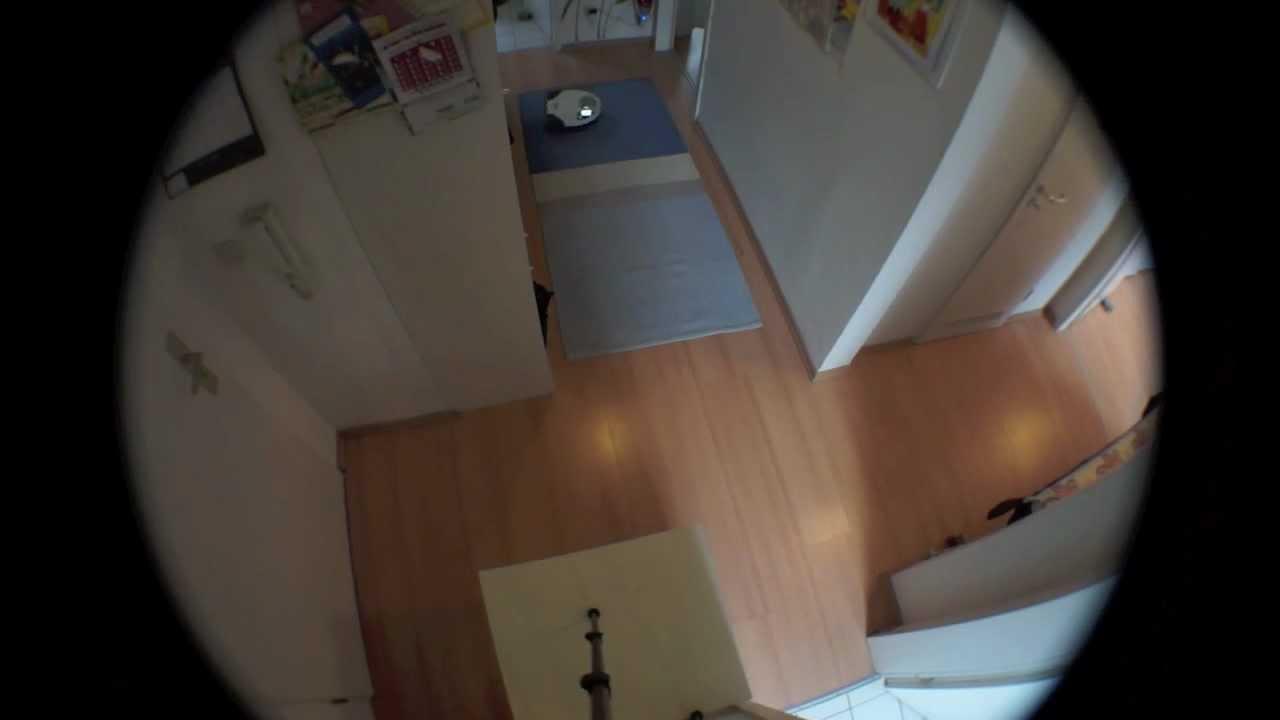 saugroboter test 3b kobold vr100 komplette wohnung. Black Bedroom Furniture Sets. Home Design Ideas