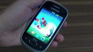 Galaxy Star GT-S5282 Review