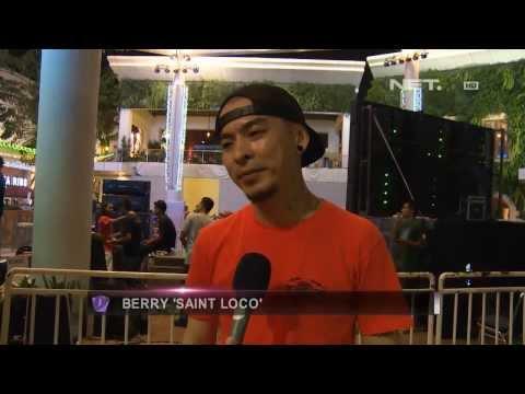 Hình ảnh trong video Entertainment News - Berry Saint Loco pasca