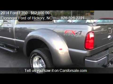 2014 Ford F350  - for sale in Hickory, NC 28602