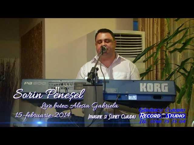 Sorin Penesel - Stai cu mine omule sa-ti cant LIVE Imagine si Sunet Claudiu Record Studio