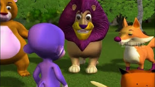 Ambilimaman Part 2 Story 1 The Lion King And The Owl
