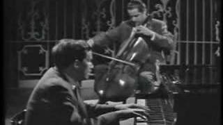 Beethoven Cello Sonata Glenn Gould & Leonard Rose