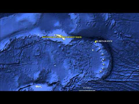 Breaking News 7.1 Earthquake hits South Sandwich Islands Region