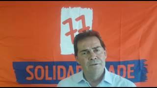 Deputado Paulinho da Força visita Ipiguá nesta sexta-feira