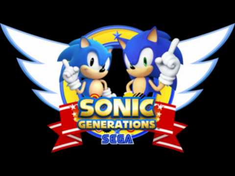 Sonic Generations - Modern Chemical Plant Extended