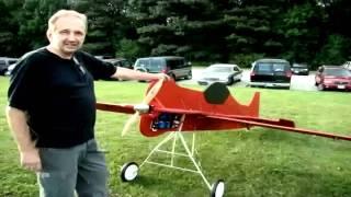 THE JUKA'S MAIDEN FLIGHT - MIKE'S BIG FOMIE