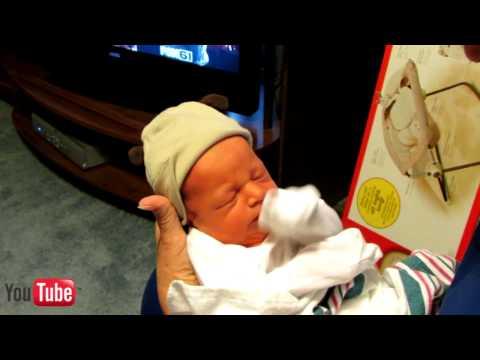 Niños prematuros: Beneficios de que sus padres les canten nanas. Noticias en infantil. Info AW Nº 35