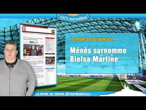 Pierre Ménès renomme Bielsa, Newcastle s'intéresse à Payet... La revue de presse Foot Marseille !
