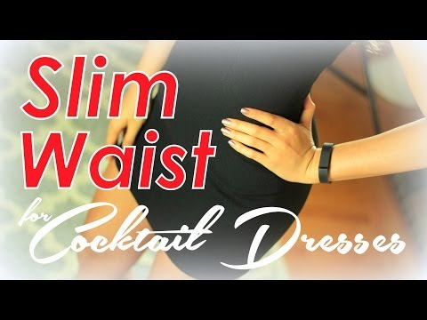 Slim Waist POP Pilates | Cocktail Dress Series