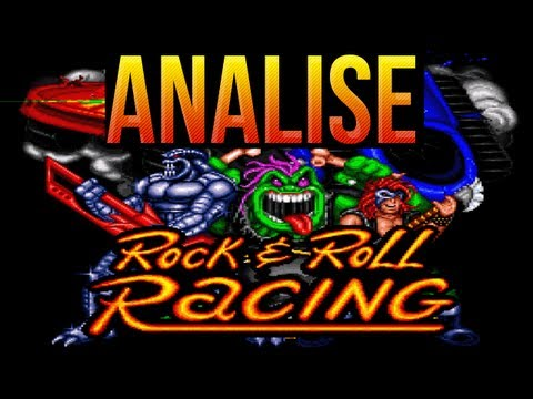 Pequena Analise - Rock n' Roll Racing