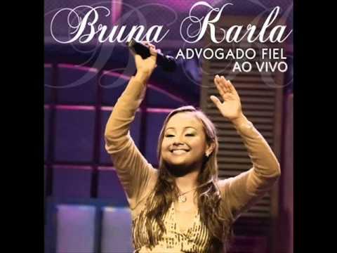 Bruna Karla - Deus Tremendo - CD Advogado Fiel Ao Vivo