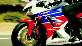 2013 Honda CBR 600 RR OFFICIAL TRAILER