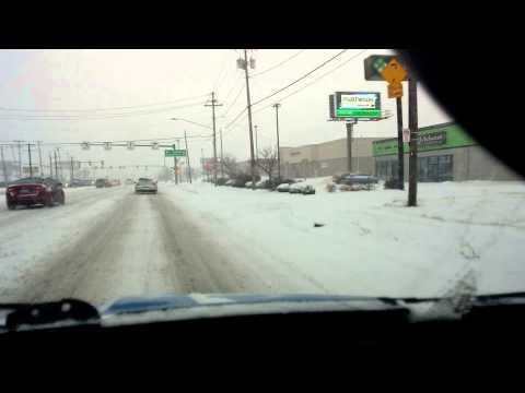 Winter Storm Warning Toledo Ohio