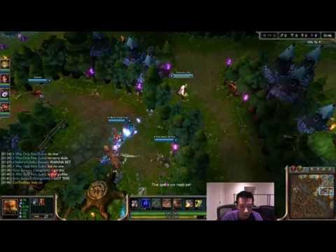 How to ADC and Jungle at the same time by Quantic Hai!!