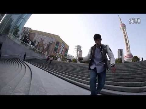 Caster Evolution (Shanghai, China) Bboy TRAILER 2012