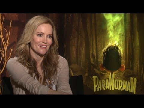 'ParaNorman' Leslie Mann Interview