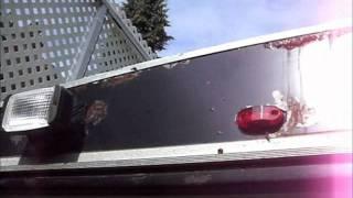 Interstate Cargo AllSport Trailer Rust