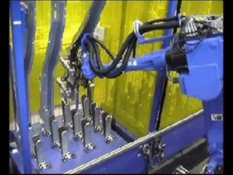 Jigless welding