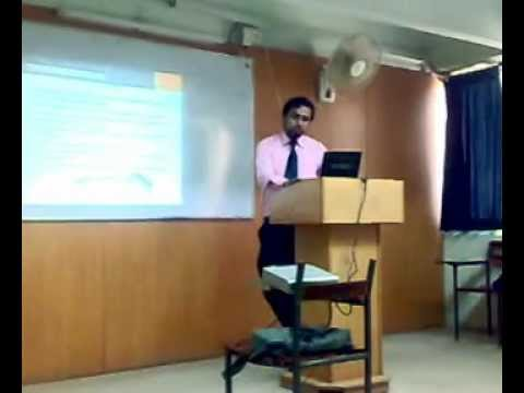 presentation at FUUAST ISB, presented by Noor Ullah