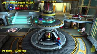 Lego Marvel Super Heroes: Level 5 Rebooted Resuited FREE