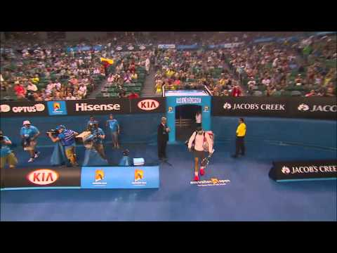Night Two Highlights - 2014 Australian Open