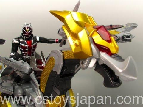 DX Wizardragon & Machine Winger