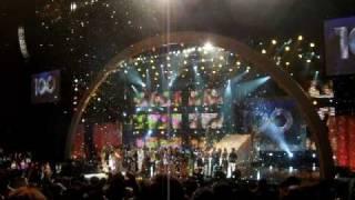 Curtain Call Paris By Night 100 Planet Hollywood Las Vegas