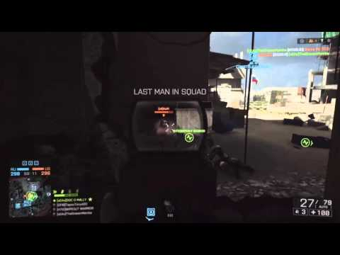Battlefield 4 - Accidental Defibrillator Win