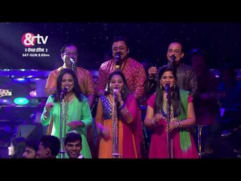 Rasika Borkar Sings Jhingat | The Liveshows | The Voice India S2 | Sneak-Peek | Sat-Sun, 9 PM