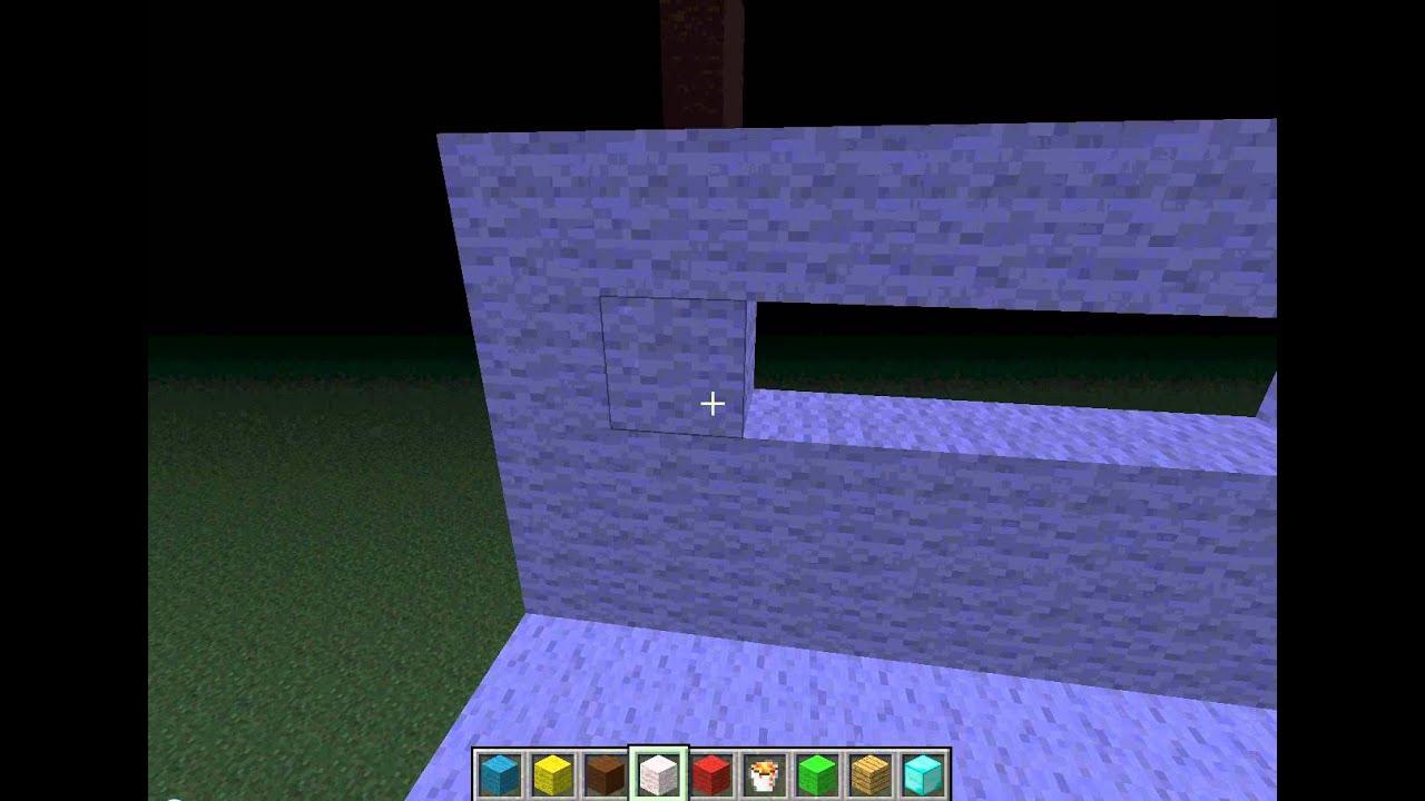 Tutorial minecraft ep 1 como hacer a stevie girasol de for Como hacer la casa de plantas vs zombies en minecraft