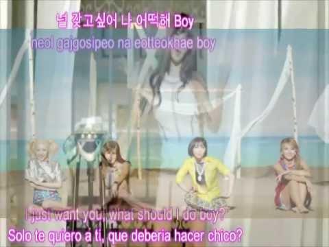 2NE1 - Falling in Love |Sub Esp + Rom + Hang + Ing|