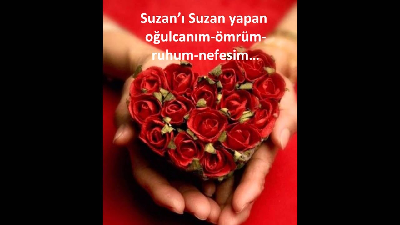 Турецкие поздравления на день матери на турецком
