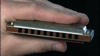 Aprende a tocar armónica