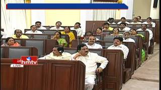 Jagan, Chandrababu war; Assembly adjourned