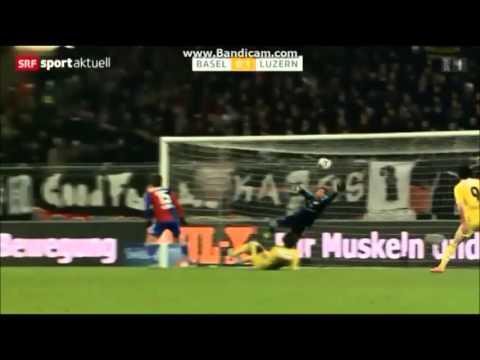 Basel 1-1 Luzern