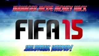 FIFA 15: Career Mode Money Hack (PS3 Only NEEDS
