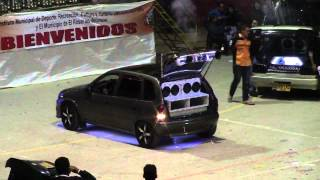 CAR AUDIO EL ROSAL 2013 SEMIFINAL NOVATO