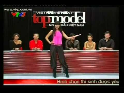 Vietnam's next top model 2010 tập 7 [Full]