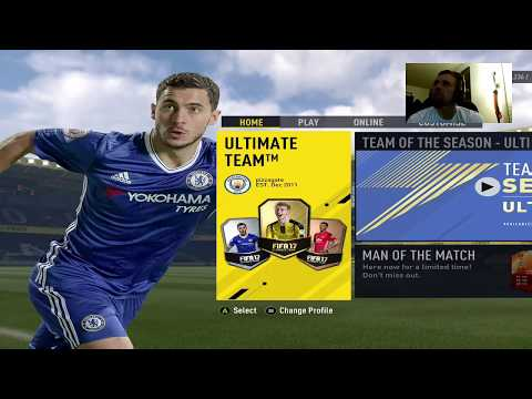 Copy of Everything Chip FIFA 17 FUT draft