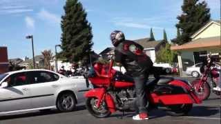 MOST ENVIED MC Vs East Bay Dragons Motorcycle Gang Biker