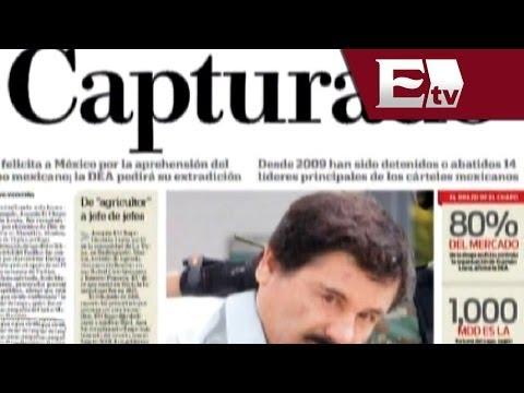 Chapo Guzmán: Historia de su captura, fuga y recaptura de Joaquín Guzmán Loera / Chapo Guzmán 2014