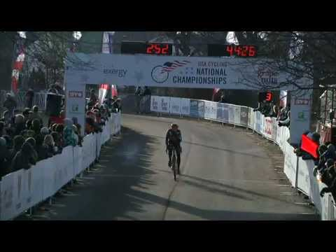 Re-broadcast of Men's Elite USA 2012 USA Cycling Cyclo-Cross Nationals Championships