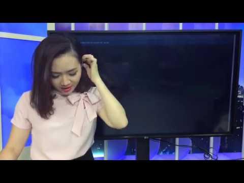 Dự Báo Thời Tiết VTV Ngày Mai 12/6/2017 Tại Miên Bắc, Trung ,Nam - BTV Huyền Dương Livestream