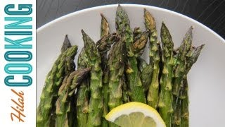 How To Roast Asparagus Asparagus Recipe With Chili